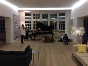 Kollektiv3:6Koeln #Hauskonzerte - Foto